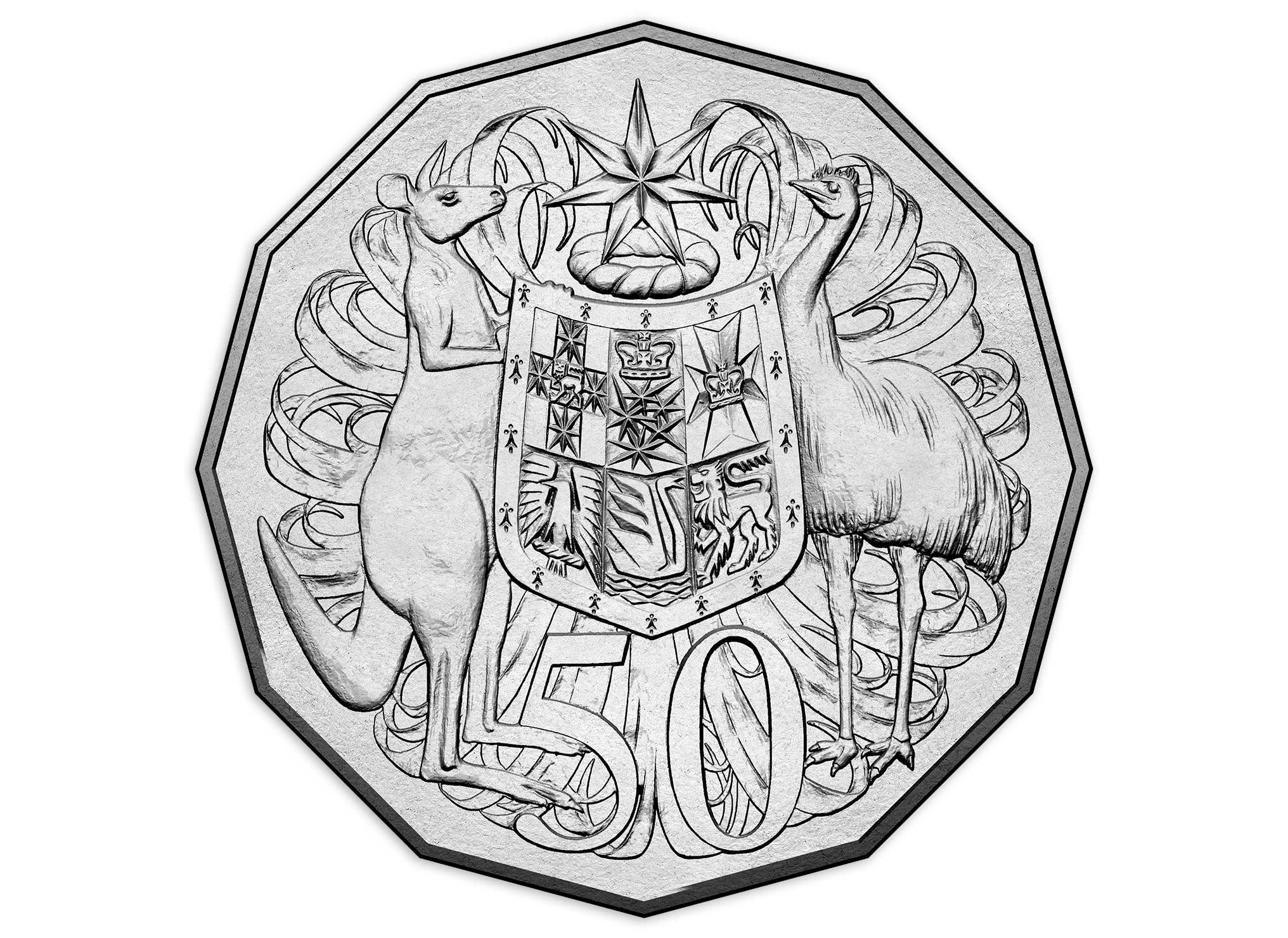 2018 Unc Ram Armistice Centenary 6 Coin Mint Set Blue